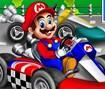 Mario Toss Mario Kart Parking